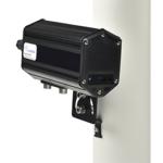 Específico para la detección de vehículos, el radar de tecnología avanzada SRM utiliza el principio del efecto Doppler Fizeau con una frecuencia de 24,125Ghz, asociado a un microcontrolador de alto rendimiento. Gracias a esta frecuencia muy elevada y a una miniaturización extrema, el radar SRM obtiene unos resultados excepcionales dentro de una carcasa estanca y compacta. Su sistema de fijación, especialmente diseñado para mástiles de alumbrado público, permite una fijación sencilla y una orientación multiaxial del radar. El radar SRM debe utilizarse con el relé VIA para su interconexión con el ecosistema SensyCity.1