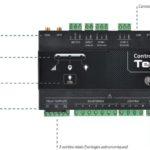 La unidad de mando Tegis Astroconnect 2
