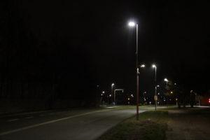 Proteger a los peatones y a los ciclistas de noche