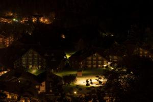 Reducción de la contaminación lumínica